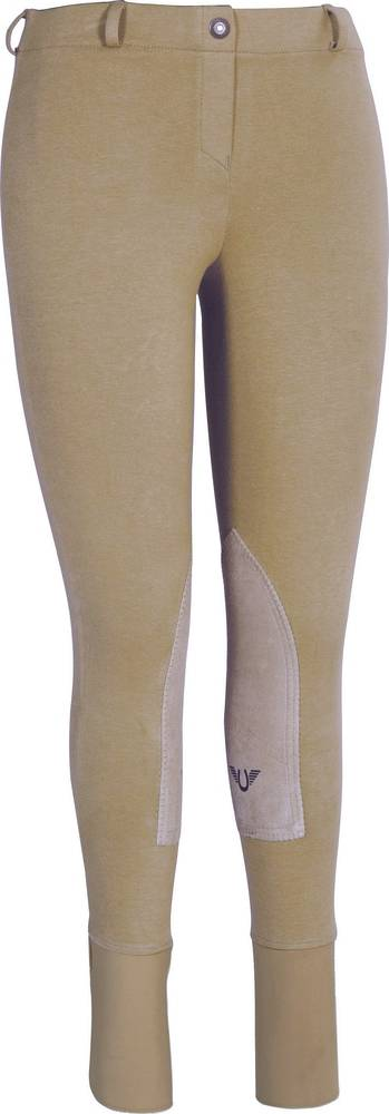 TuffRider Ladies Starter Lowrise Pull On with CS2 Bottom Breech