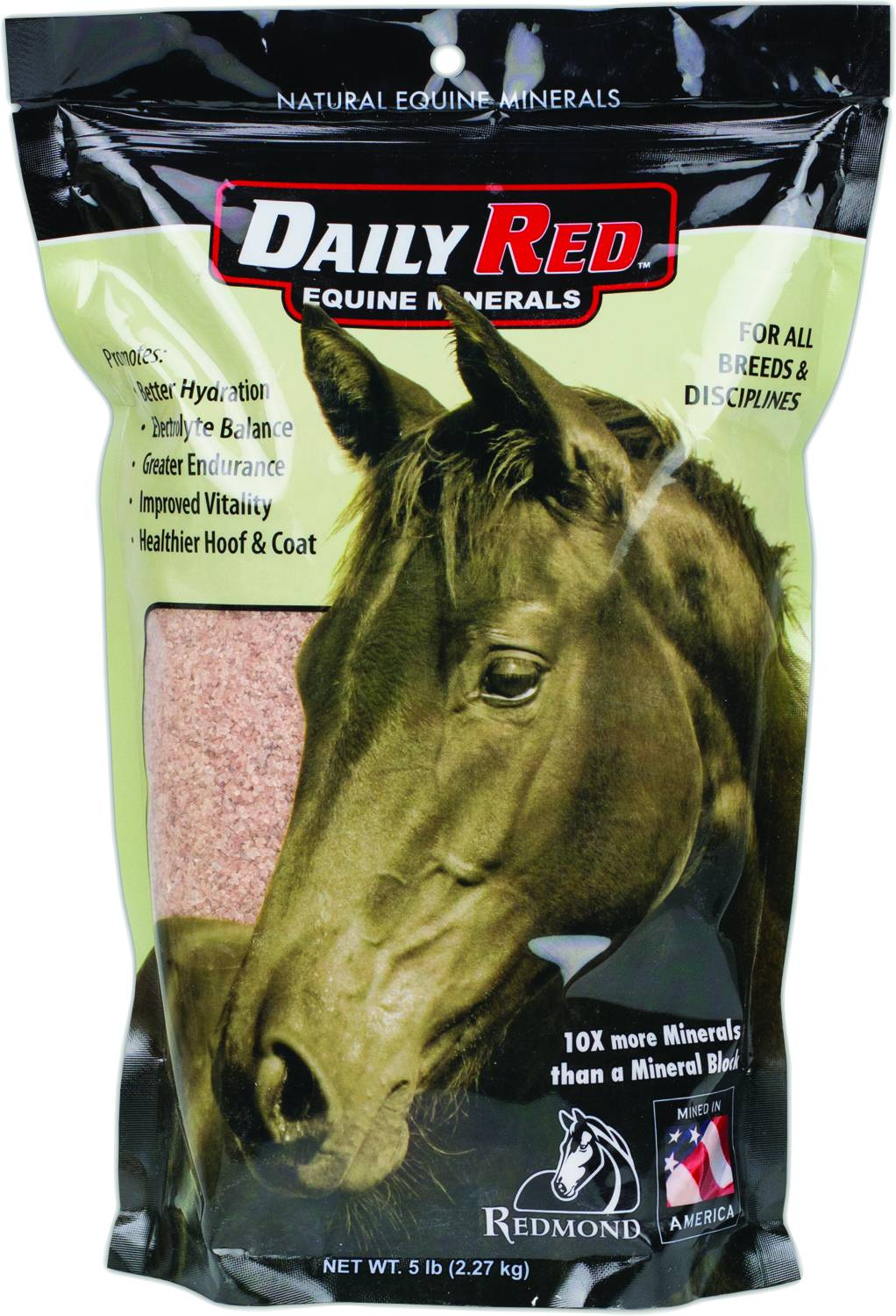 Daily Red Equine Minerals
