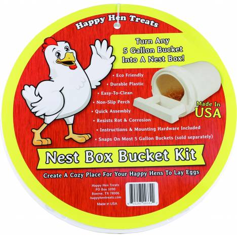 Nest Box Bucket Kit
