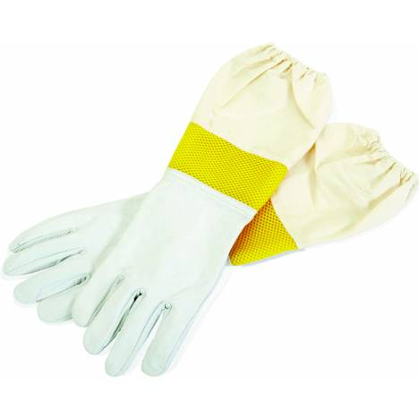 Miller Mfg Beekeeping Gloves With Padded Vent