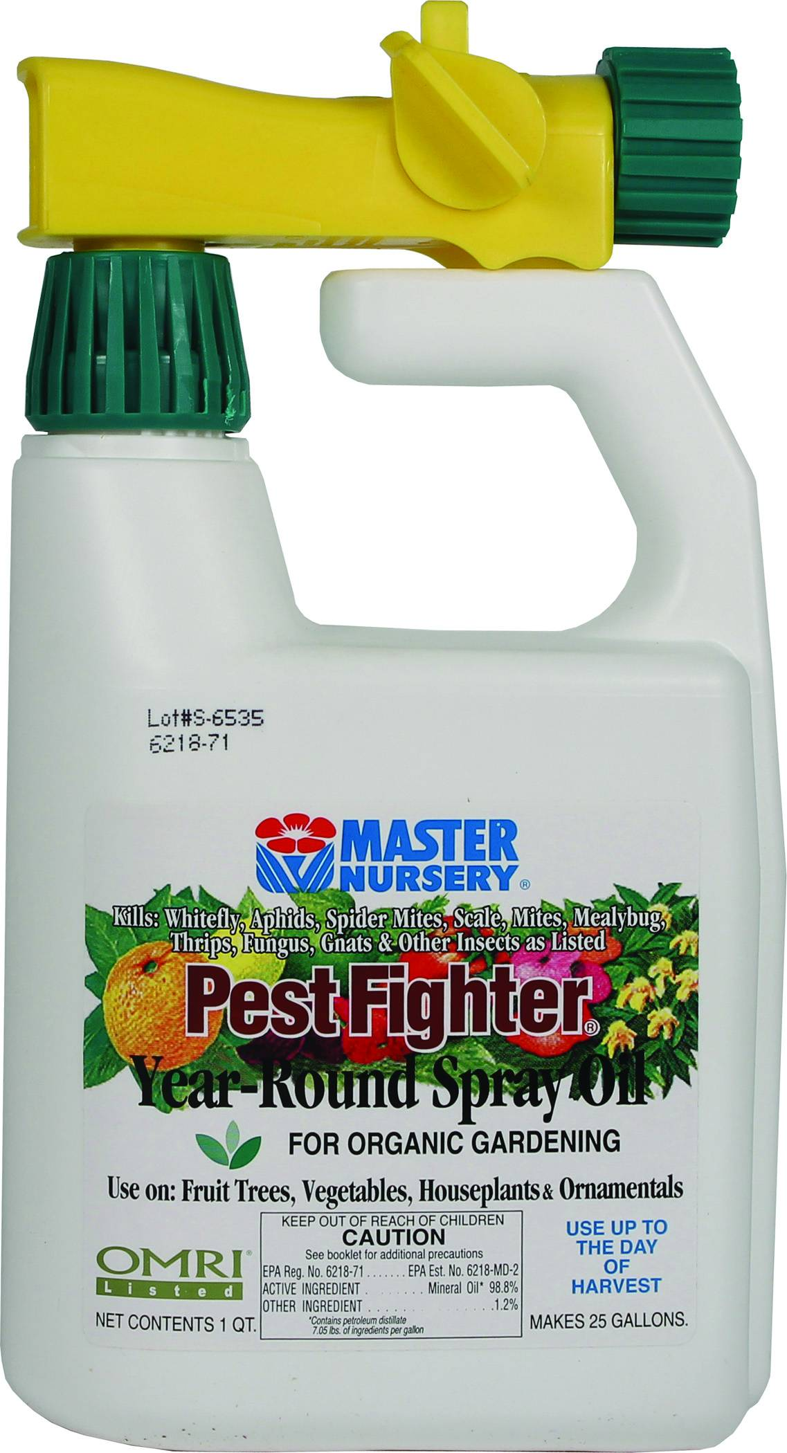Pest Fighter Pest Fighter Year-Round Sprail Oil Ready To Spray