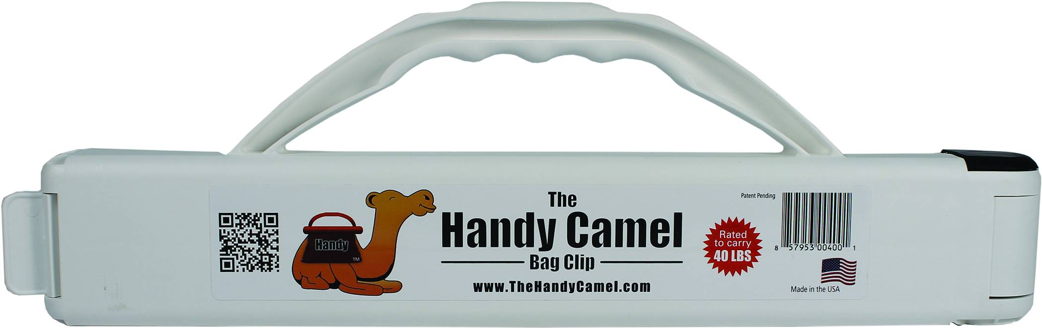 HANDY CAMEL Mini Bag Clip