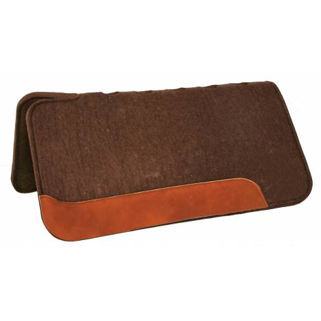 Circle Y Western Wool Felt Ventilating Pad
