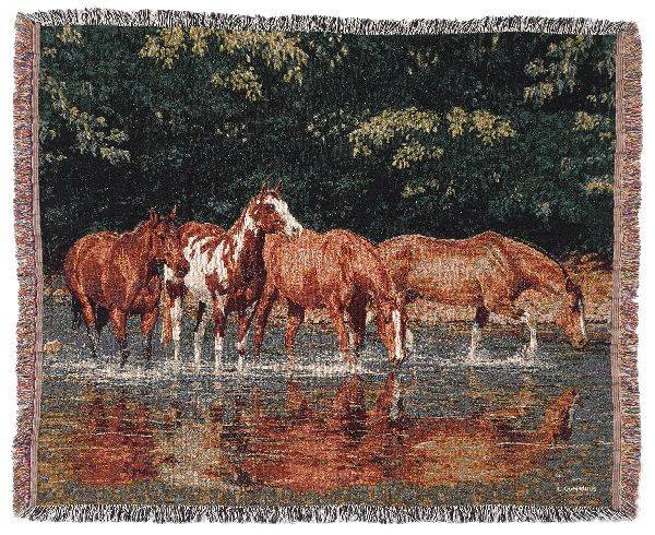 Gift Corral Reflections Throw
