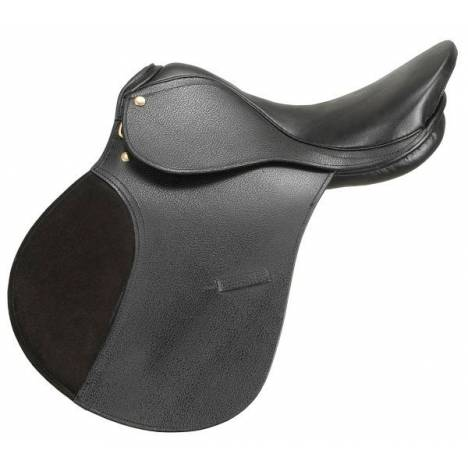 EquiRoyal Huntcraft Jump Saddle Package