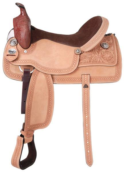 King Series Harris Trail Saddle Package