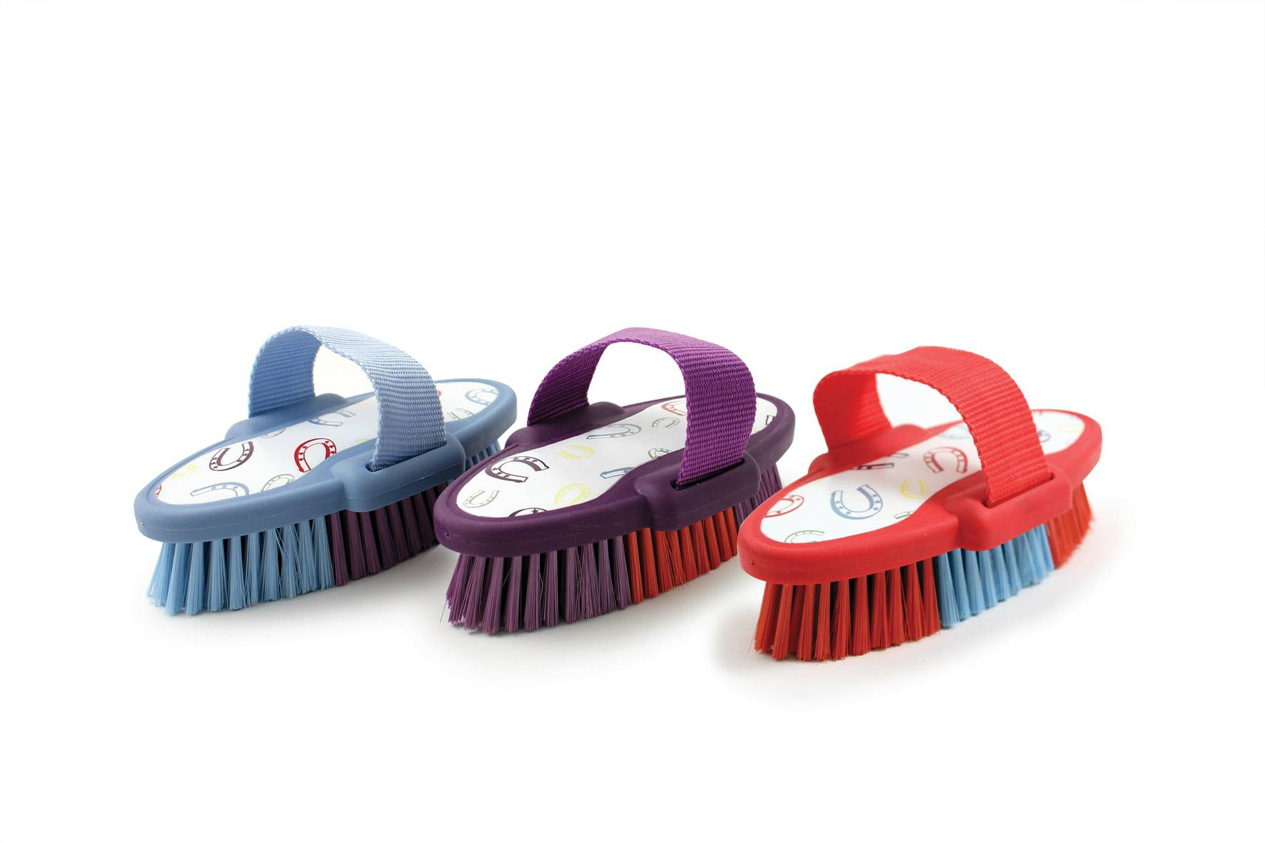 HorseShoes Small Body Brush