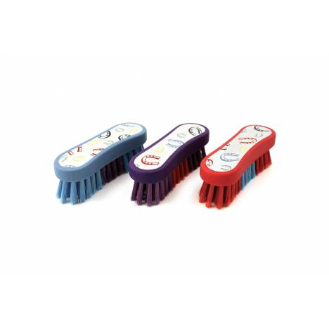 Equestria Sport Horseshoes Face Brush