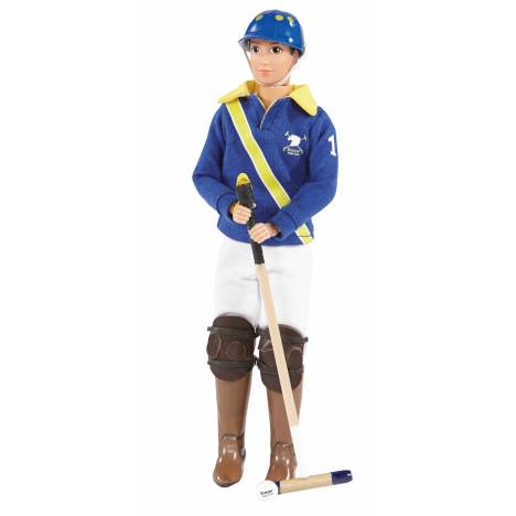 Breyer Traditional Polo Player Nico