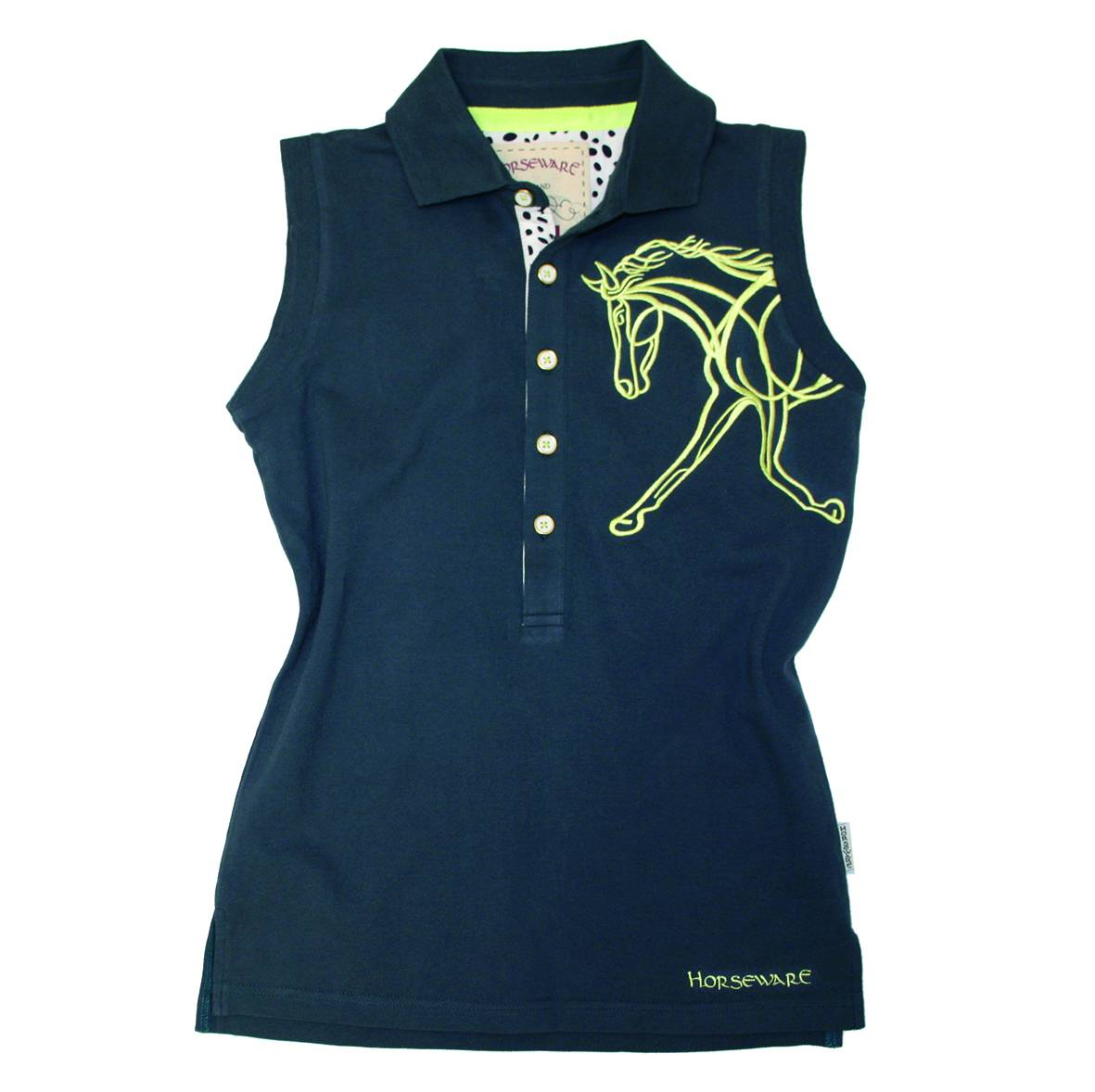 Horseware Ladies Sleeveless Flamboro Polo