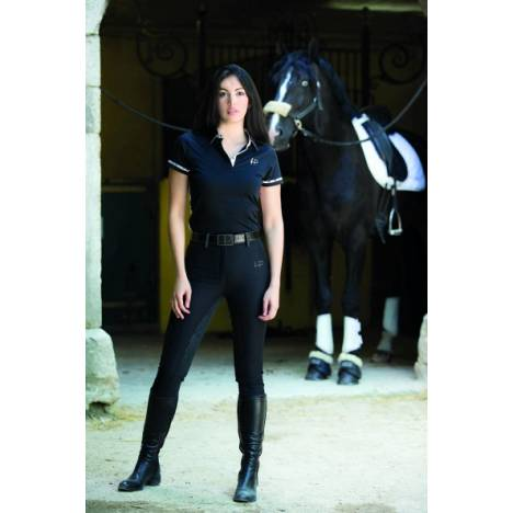 Horseware Linda Short Sleeve Polo