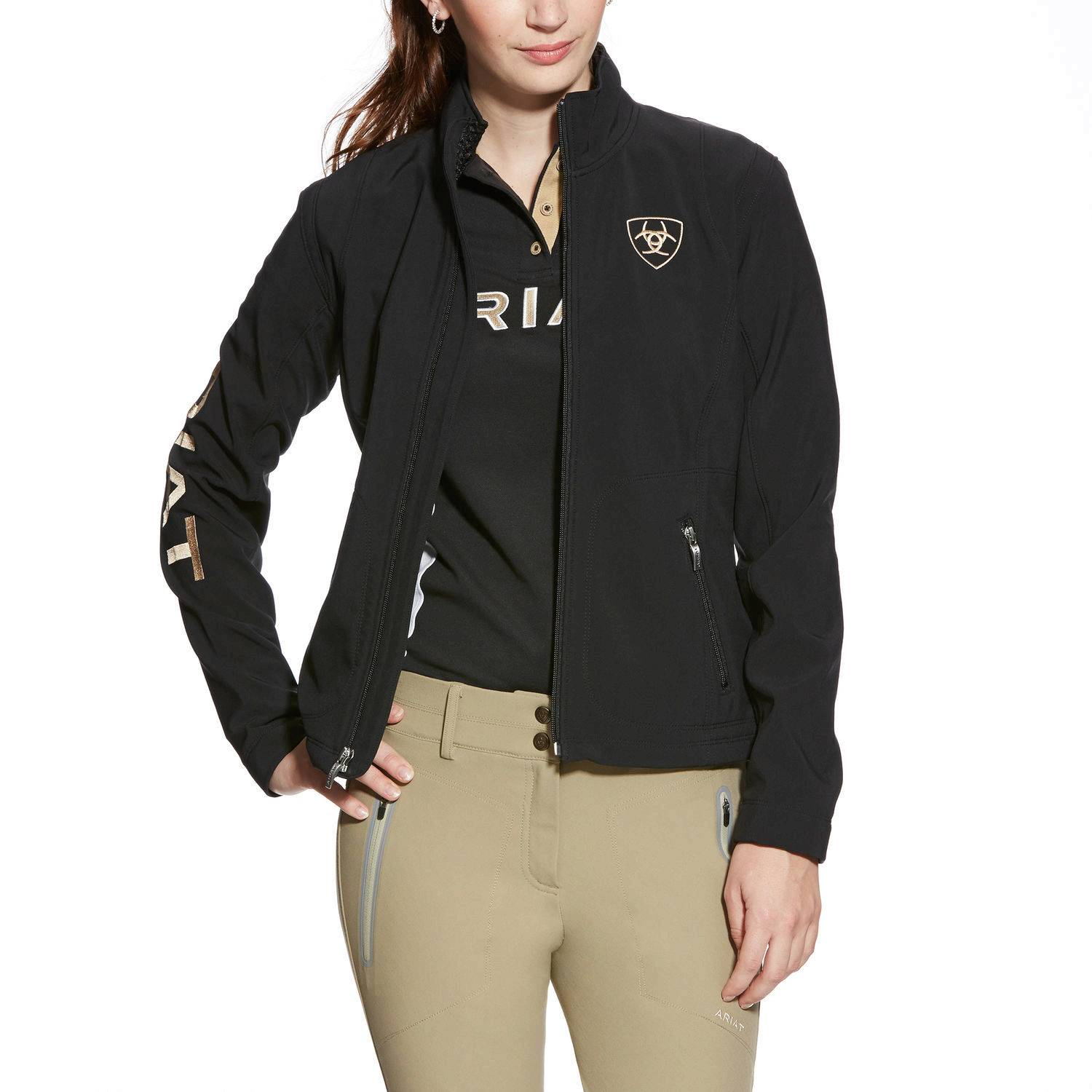 Ariat Women's Team Softshell Jacket