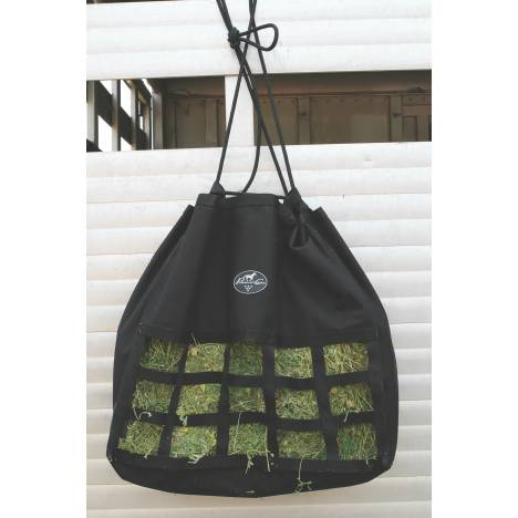 Professional's Choice Scratchless Hay Bag - Black