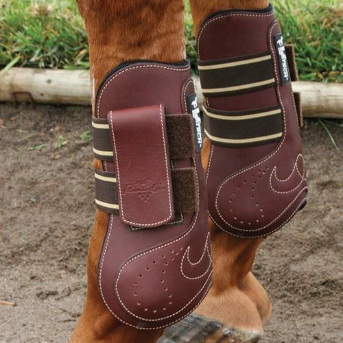 Professionals Choice VenTECH Leather Jump Boot