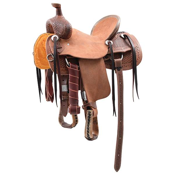 Cashel Cowboy Kid Rancher Saddle