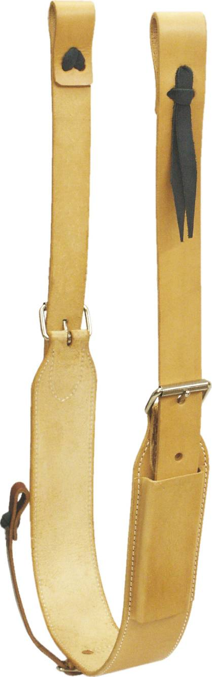 Billy Cook Saddlery 4 Piece Flank Set