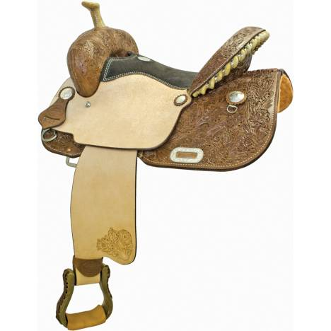 Billy Cook Saddlery Connie Combs Barrel Saddle