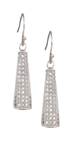 Montana Silversmiths Beams Of Star Lights Earrings