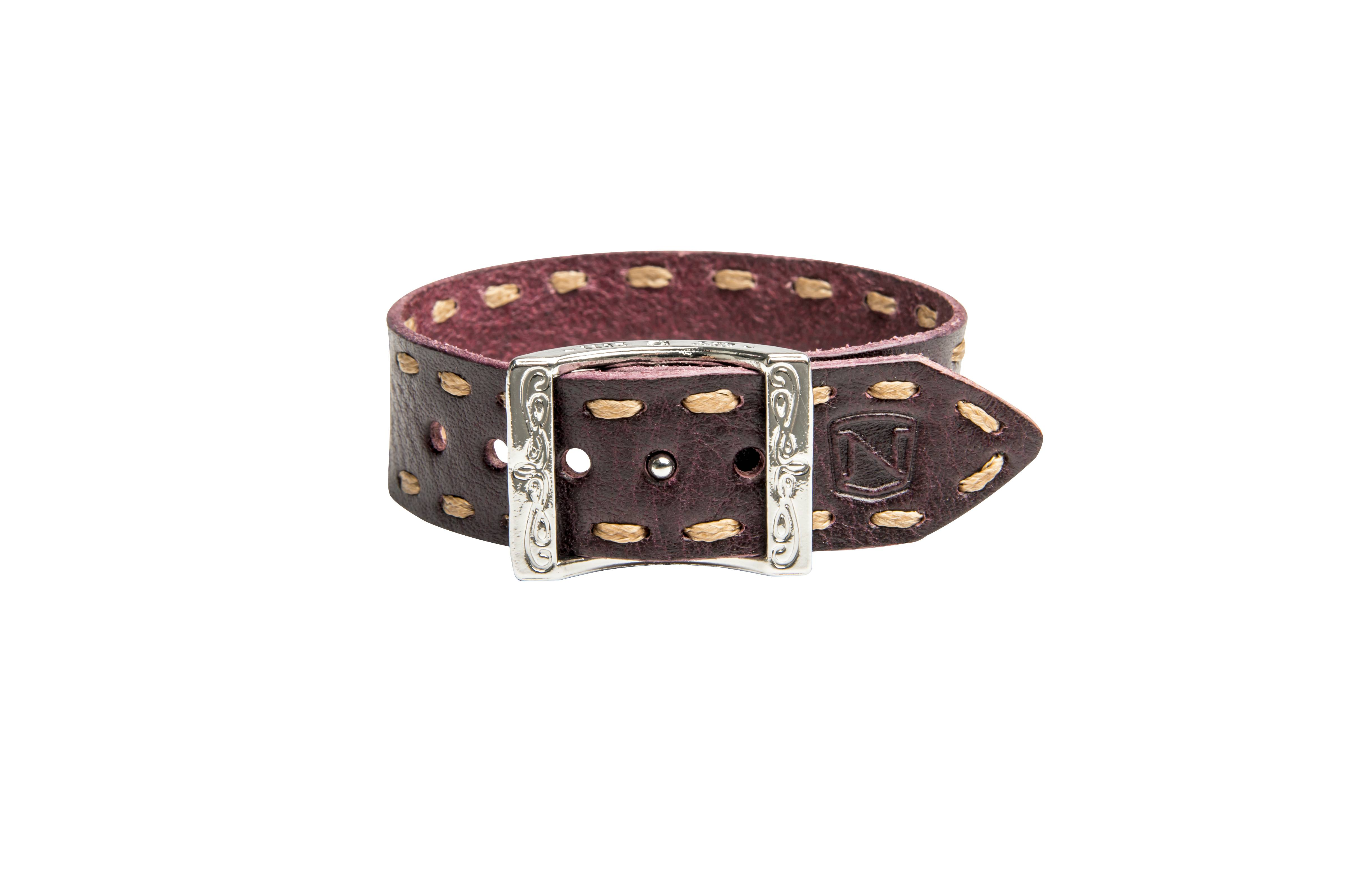 Noble Outfitters Contrast Stitch Bracelet