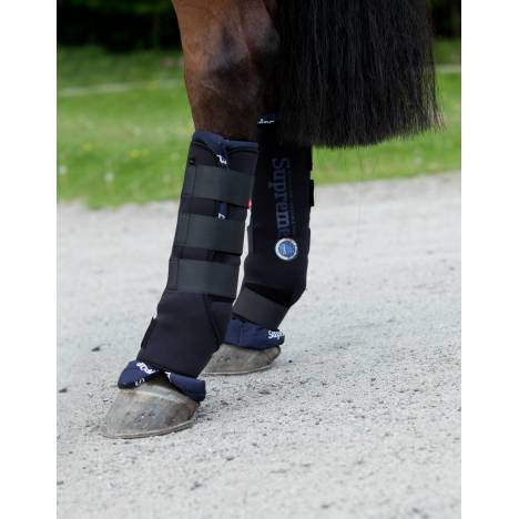 Horze Supreme Stable Boots Pro, Back