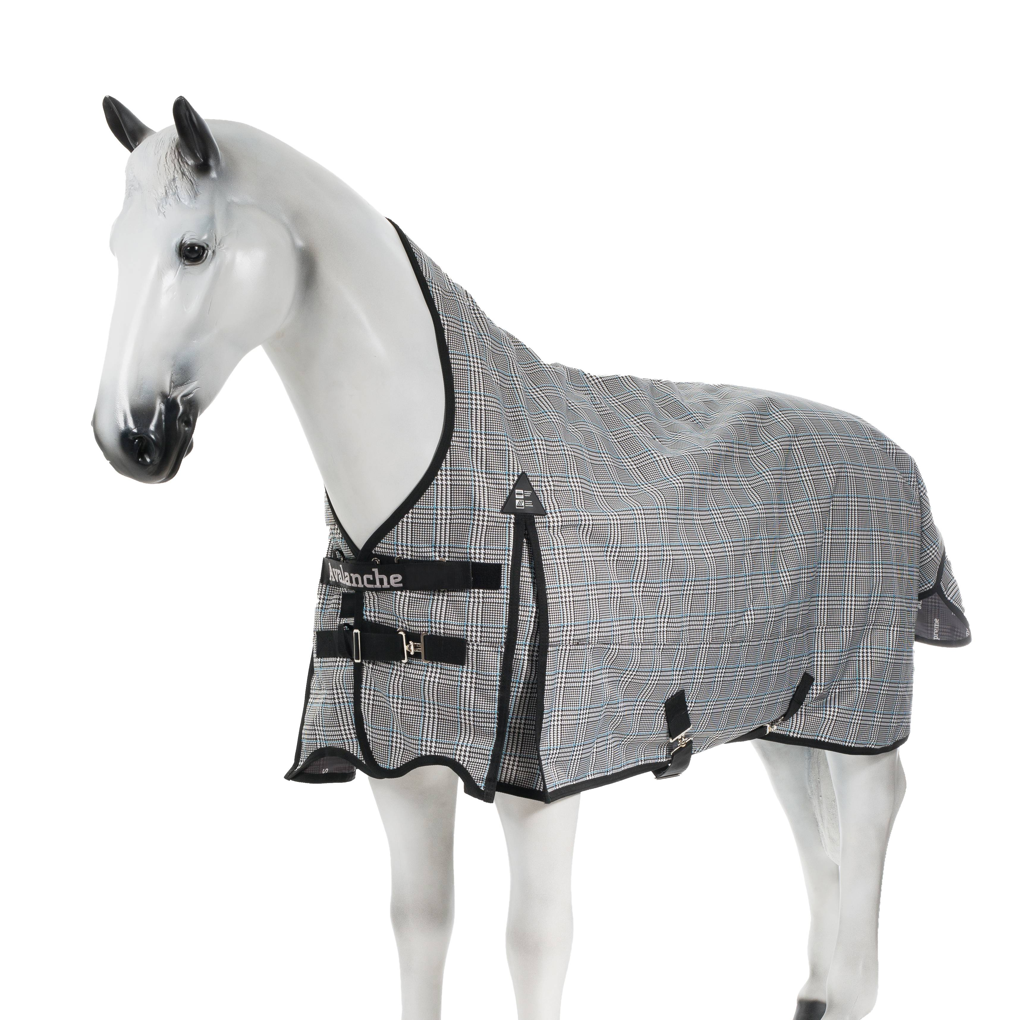 Horze Supreme Avalanche Pro Mid Season Turnout Blanket - 150 grams