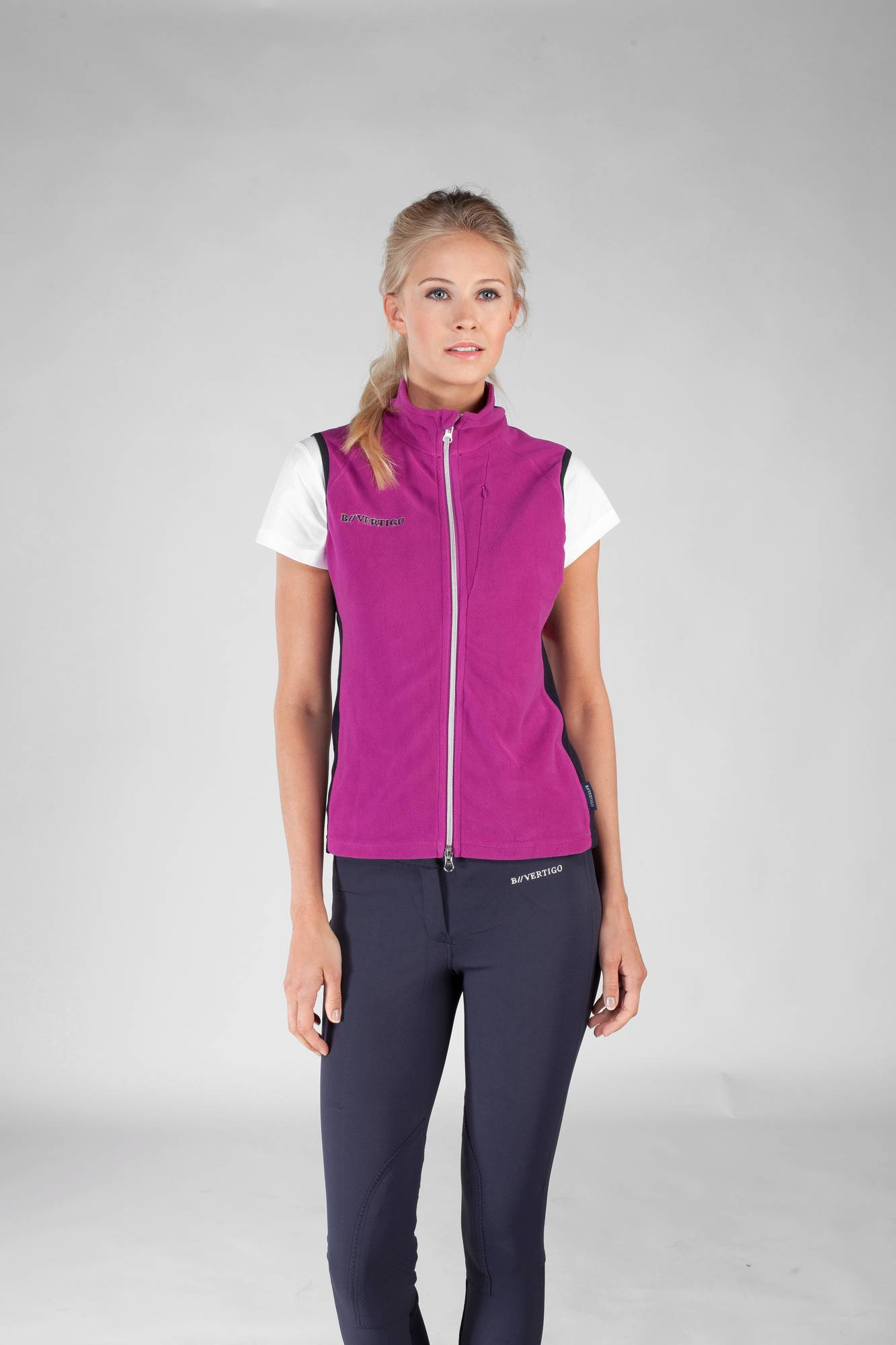 B Vertigo Karen Women's Fleece Vest