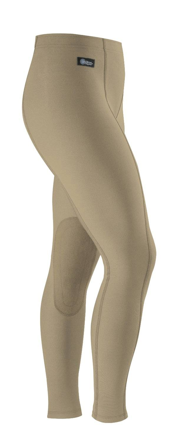Irideon Ladies Issential Low Rise Knee Patch Tights