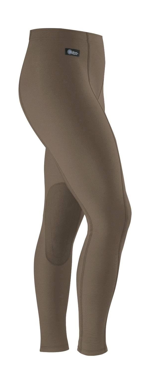 Irideon Women's Issential Low Rise Knee Patch Tight