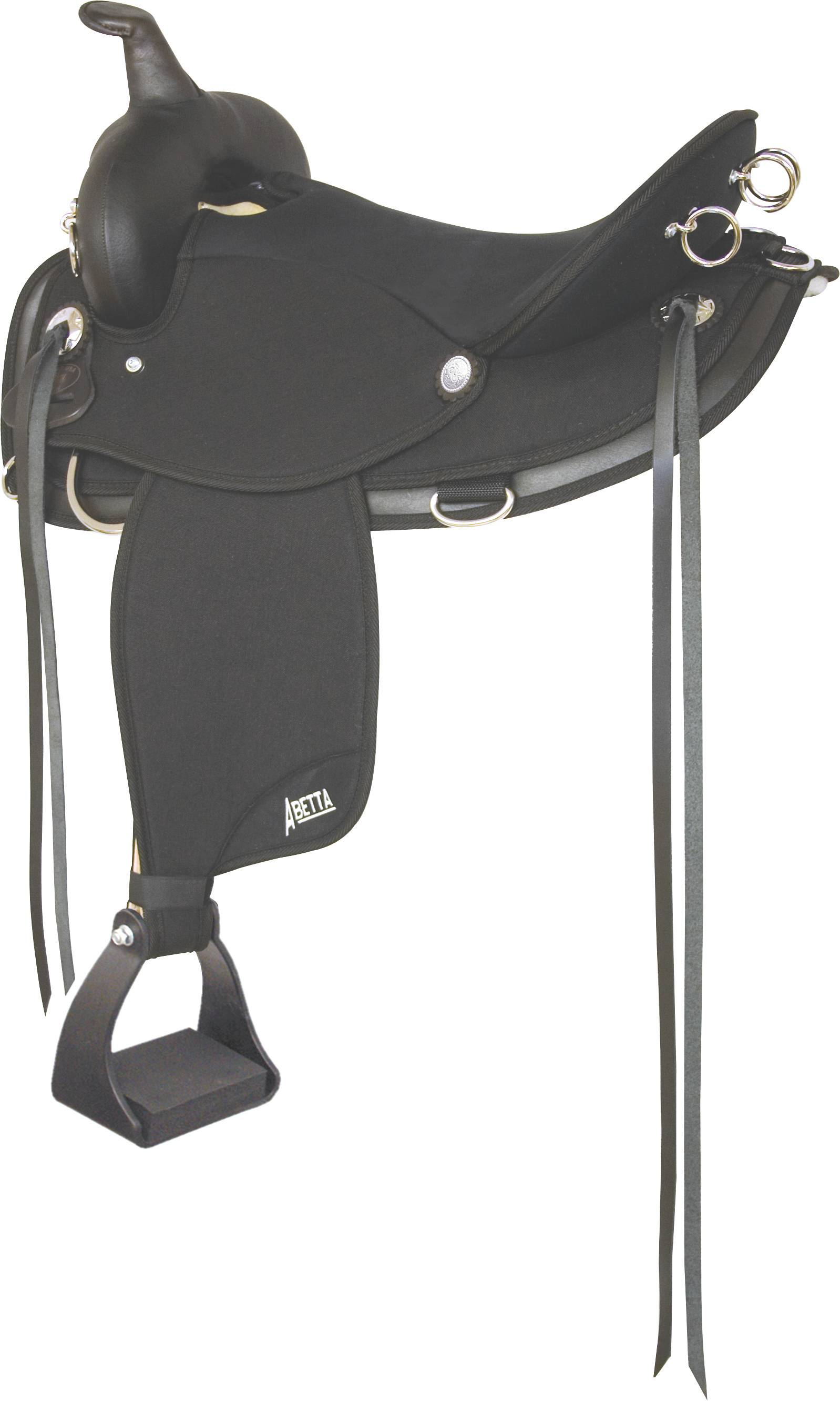 Abetta Connie Combs Timed Event Saddle