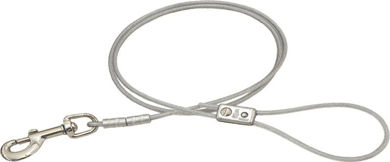Billy Cook Saddlery Steel Cable Tie Down
