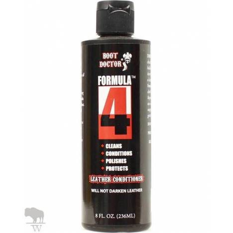 Boot Doctor Formula 4 Leather Conditioner
