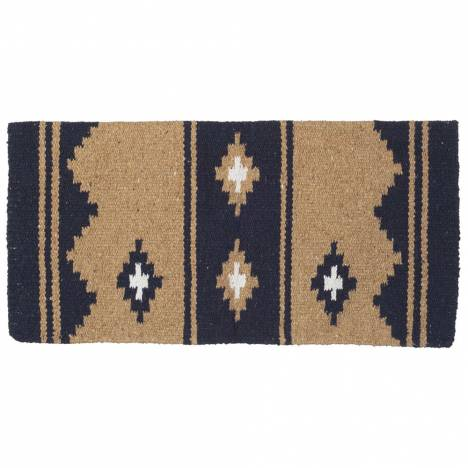 Tough-1 Coyote Valley Acrylic Blend Saddle Blanket