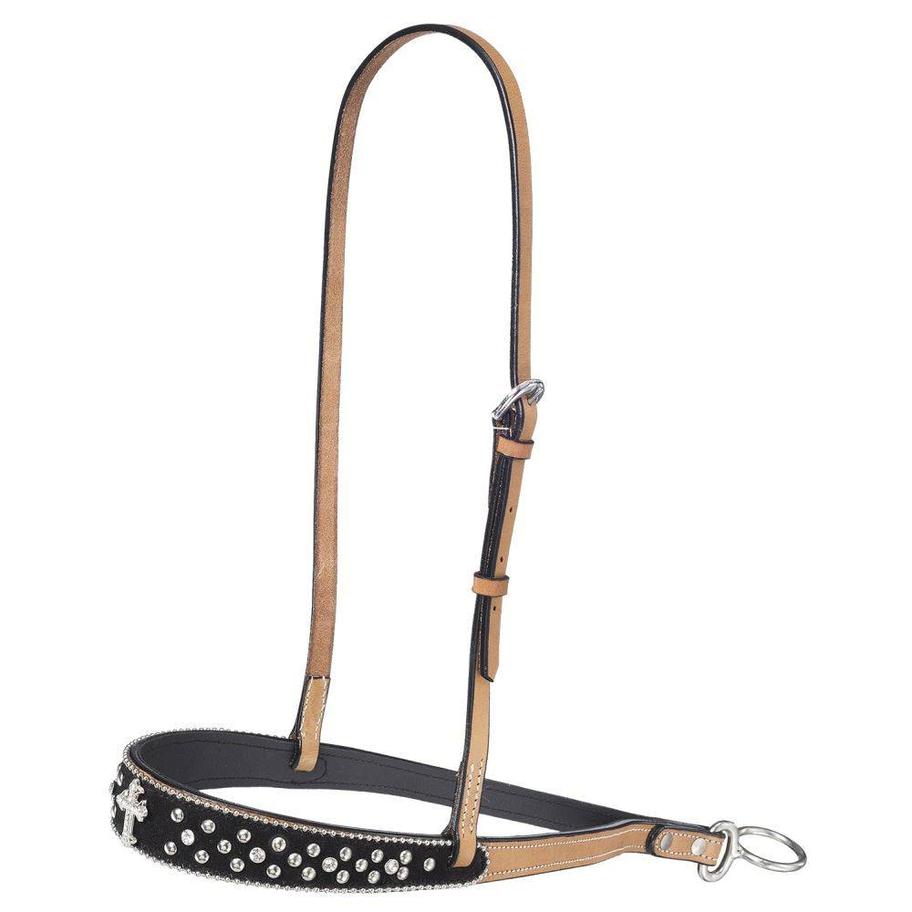 Silver Royal Desert Faith Noseband