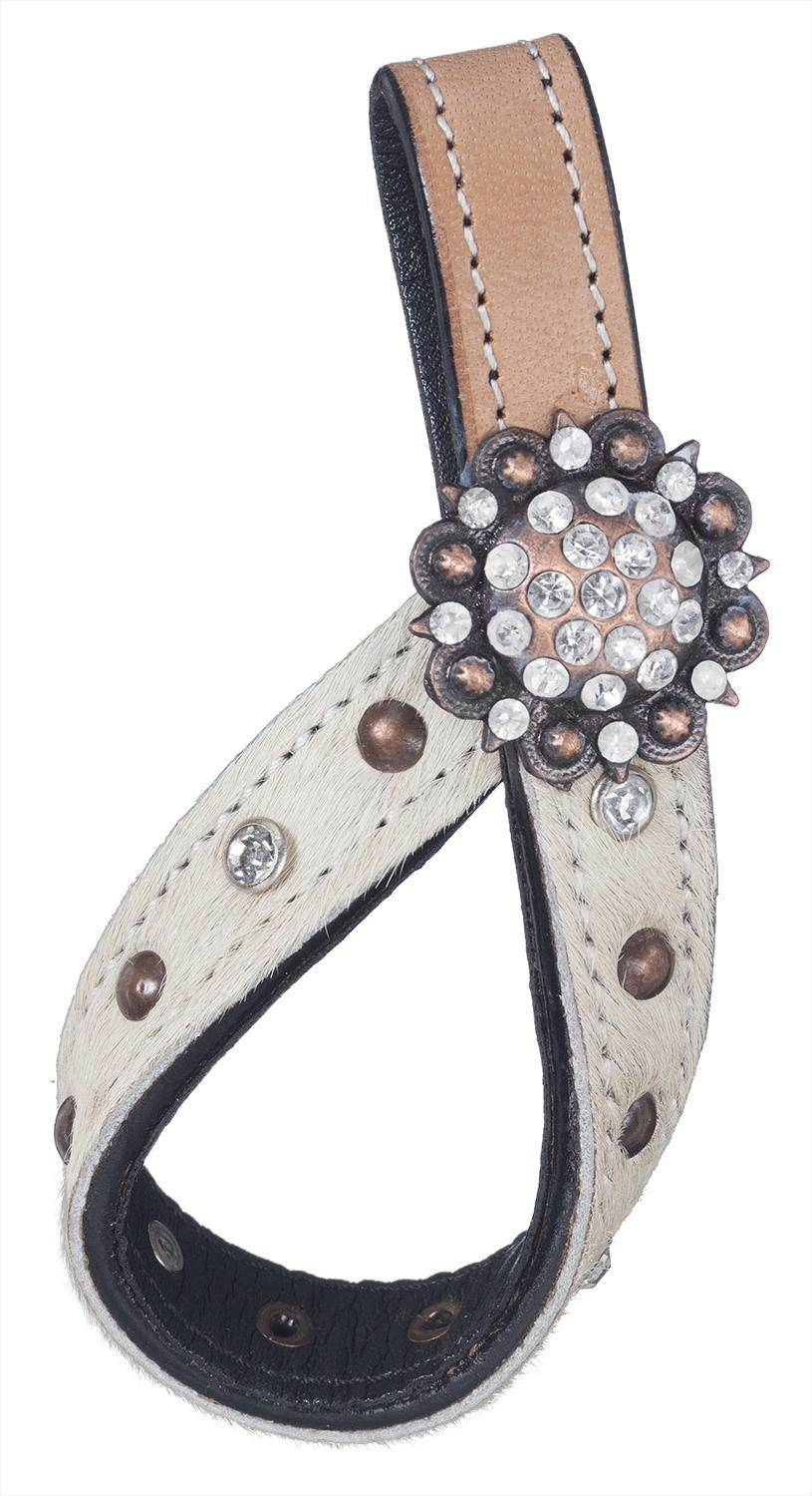 Silver Royal Arizona Belt Tie Down Hobble