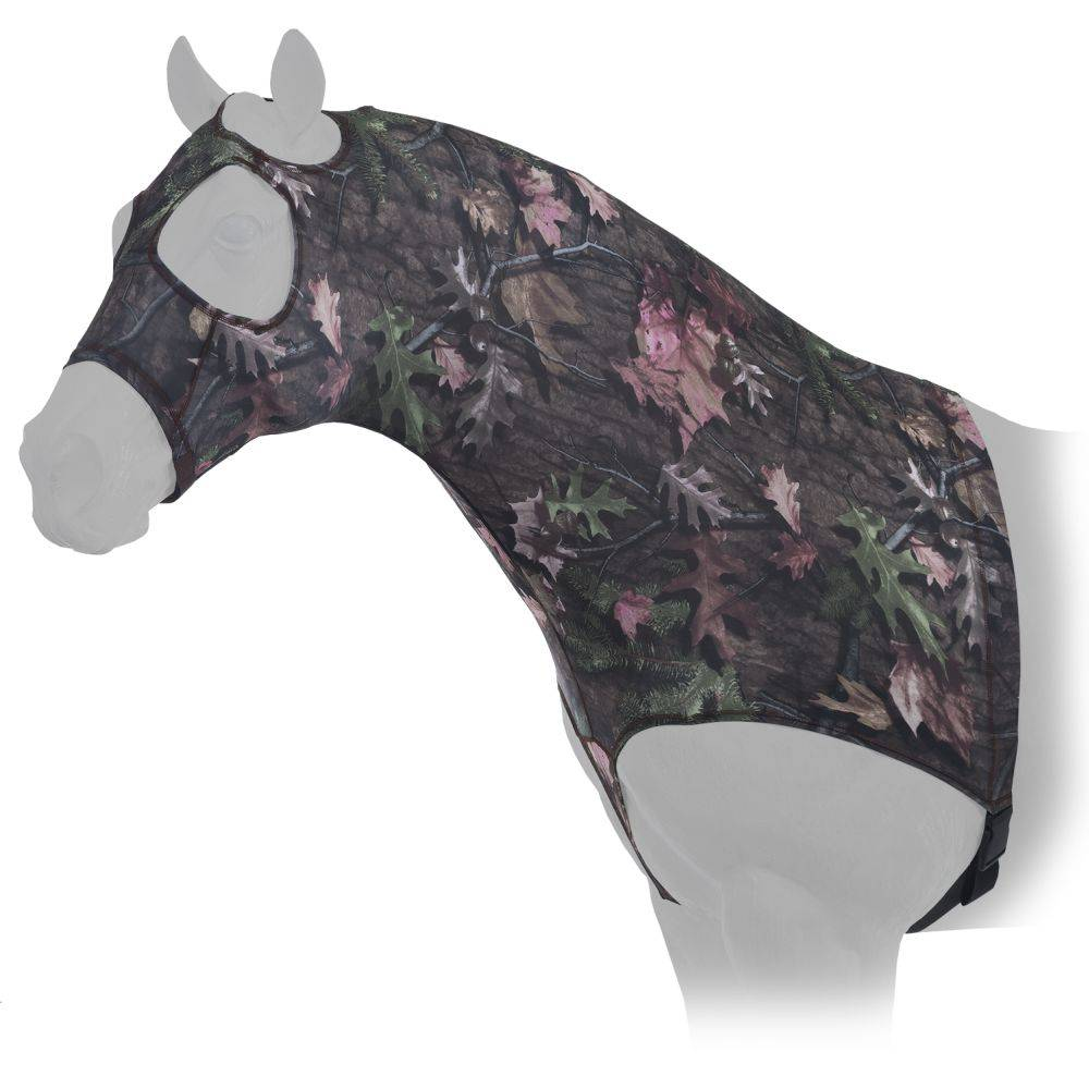 Tough-1 100% Spandex Mane Stay Hood In Prints