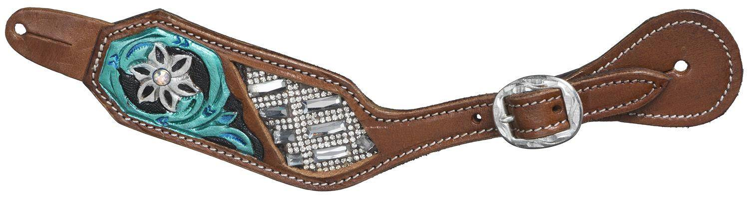 Silver Royal Ashton Spur Strap