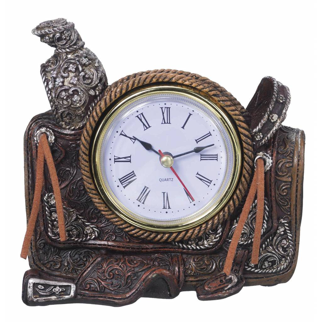 Saddle Clock