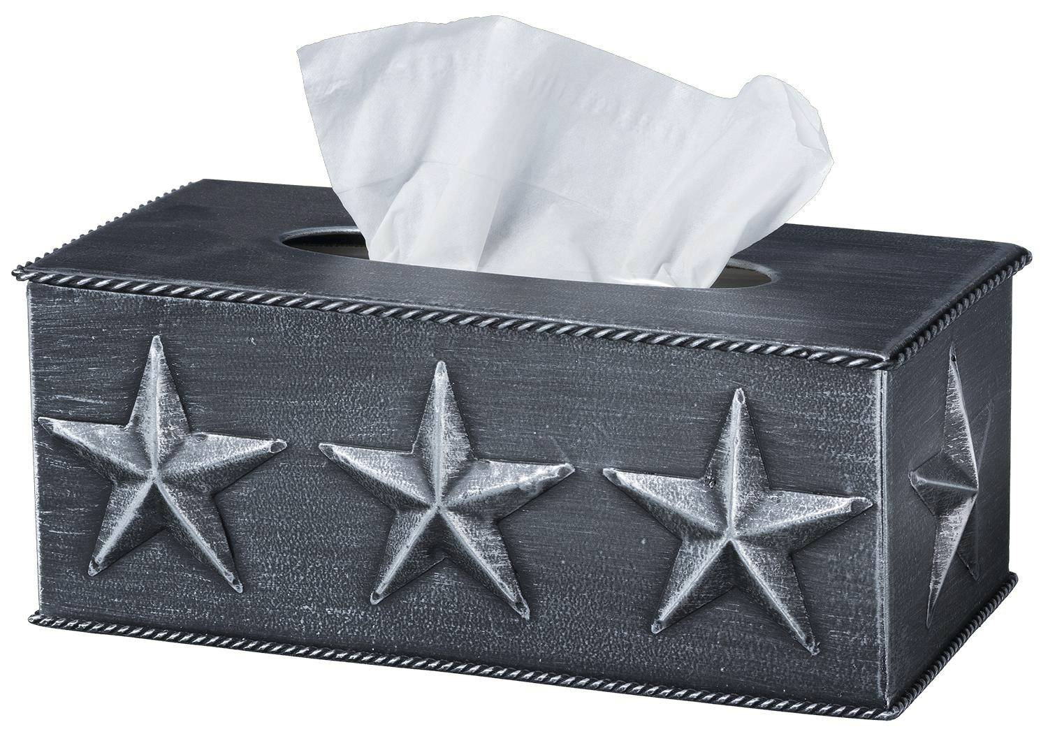 Star Tissue Box Cover