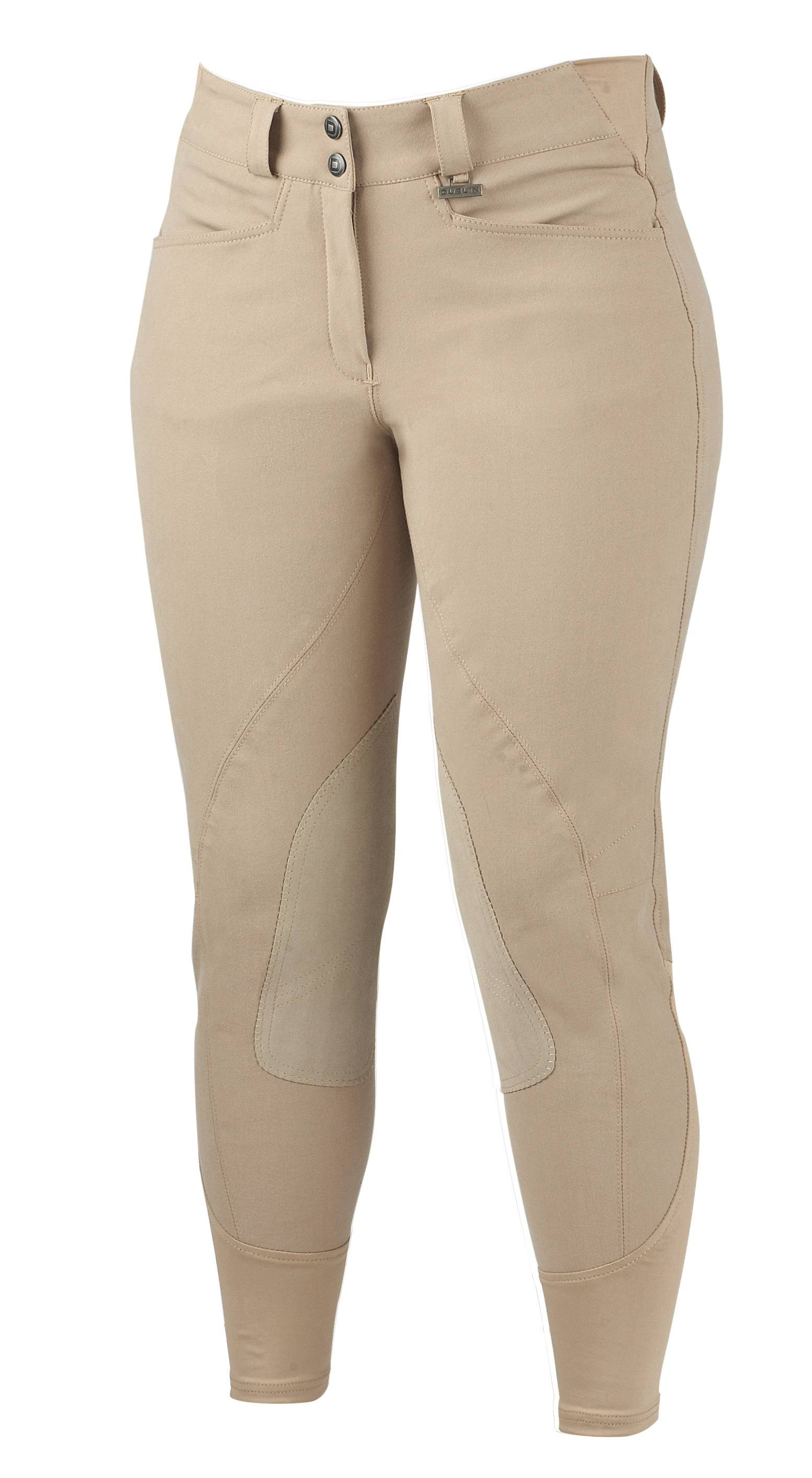Dublin Performance Shapely Breeches - Ladies, EuroSeat