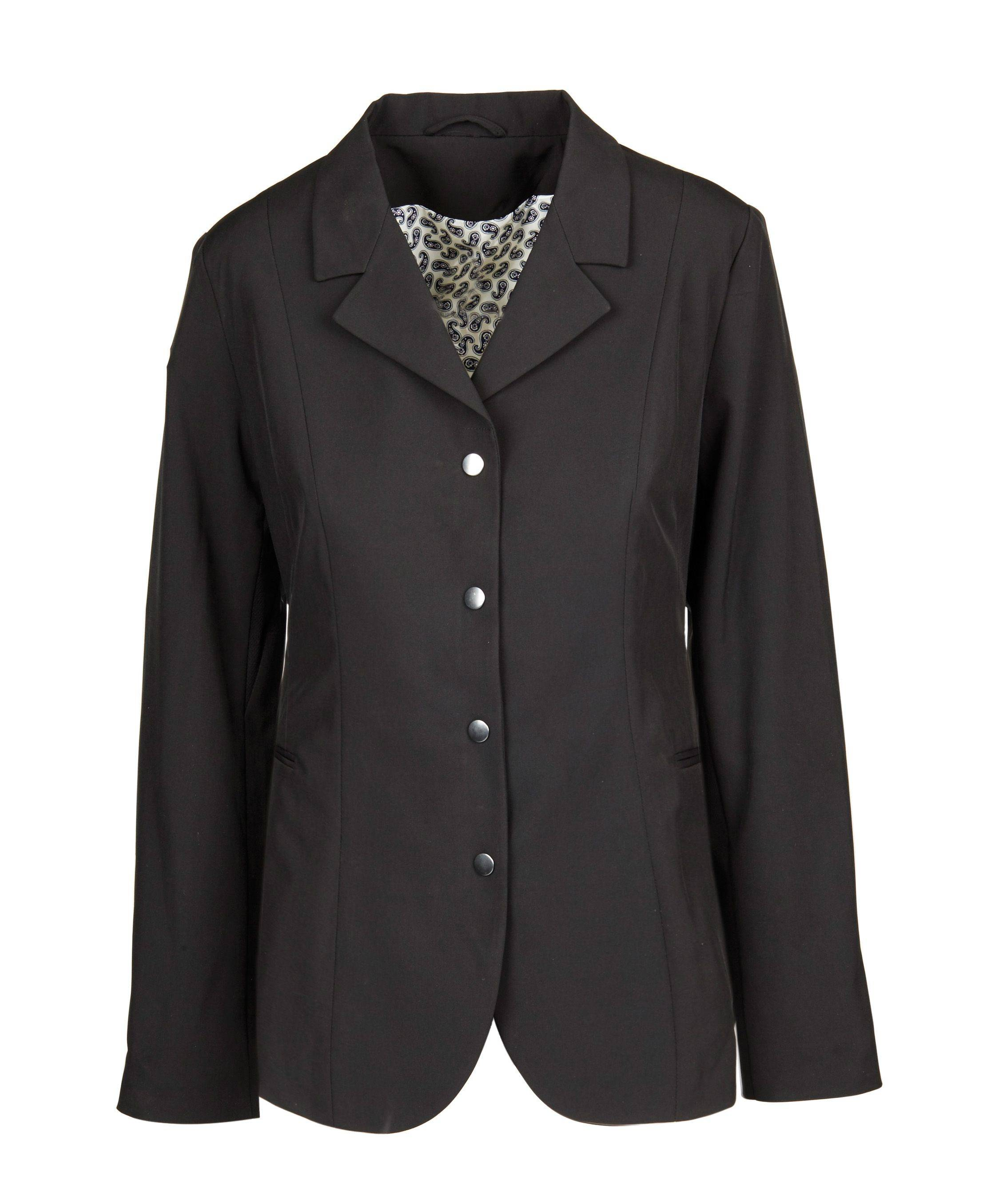 Dublin Derby Soft Shell Show Coat - Ladies