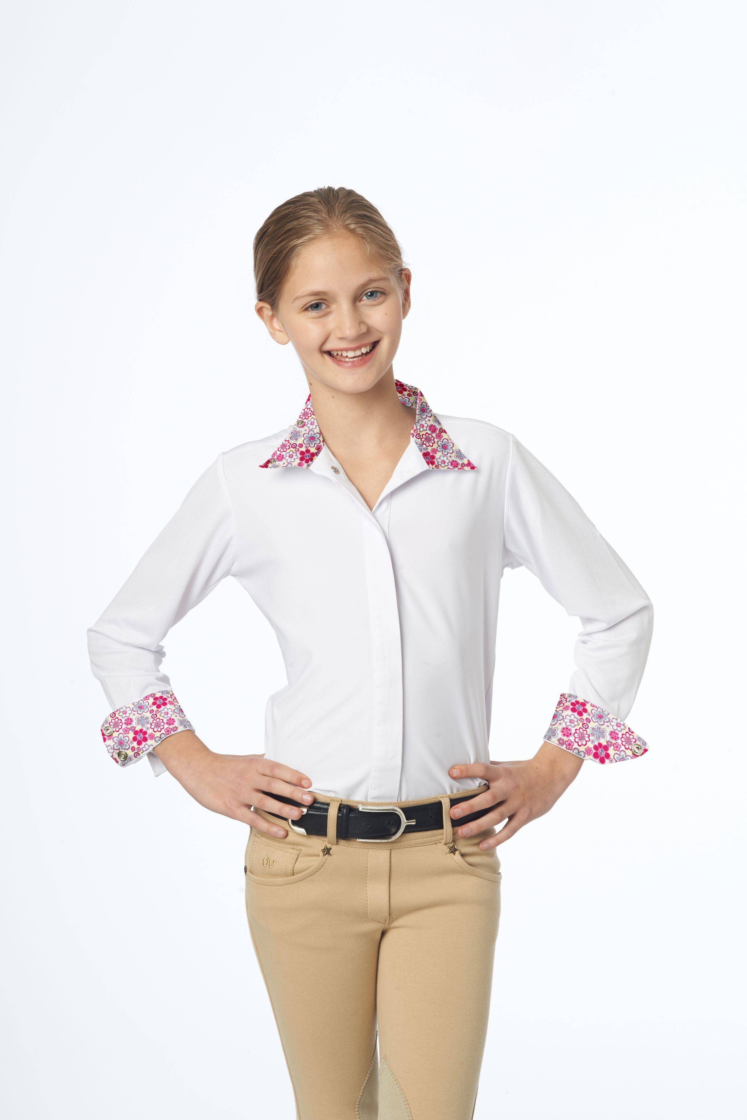Ovation Ellie Kids Tech Show Shirt