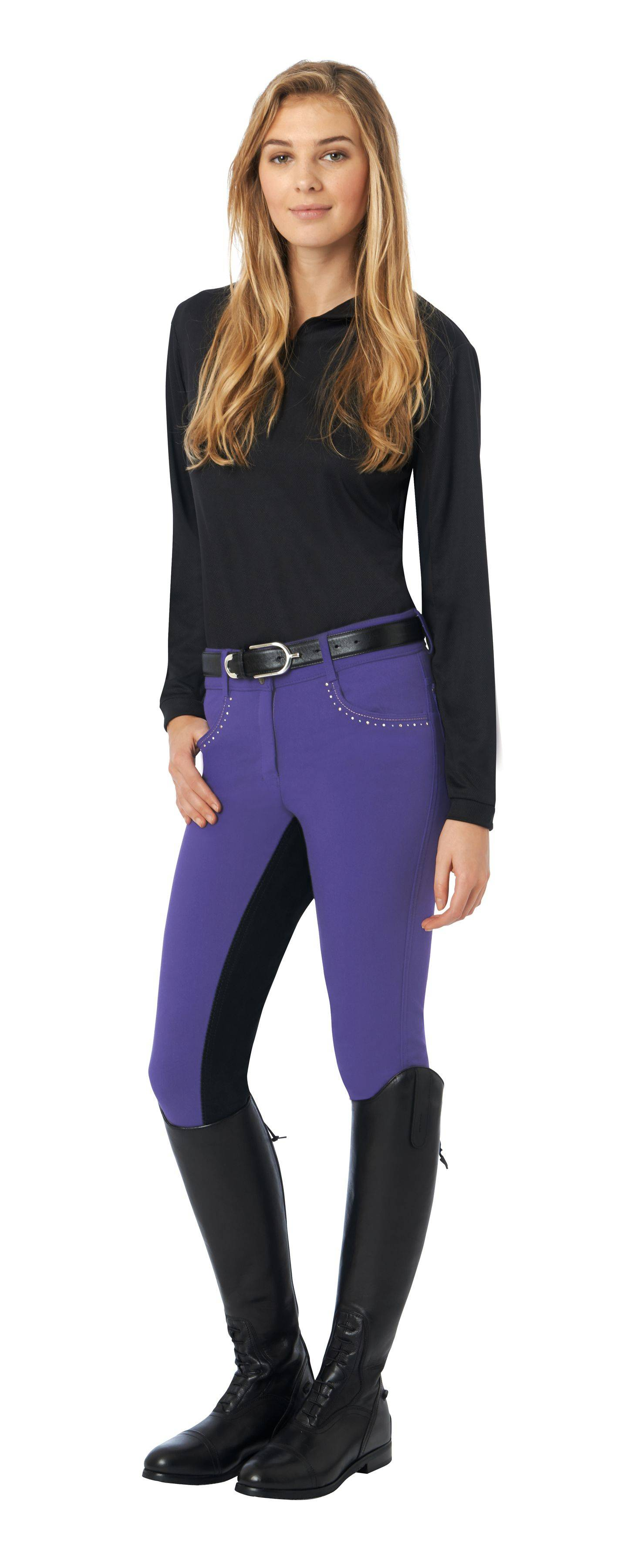 Ovation Ladies Sorrento Full Seat Breeches
