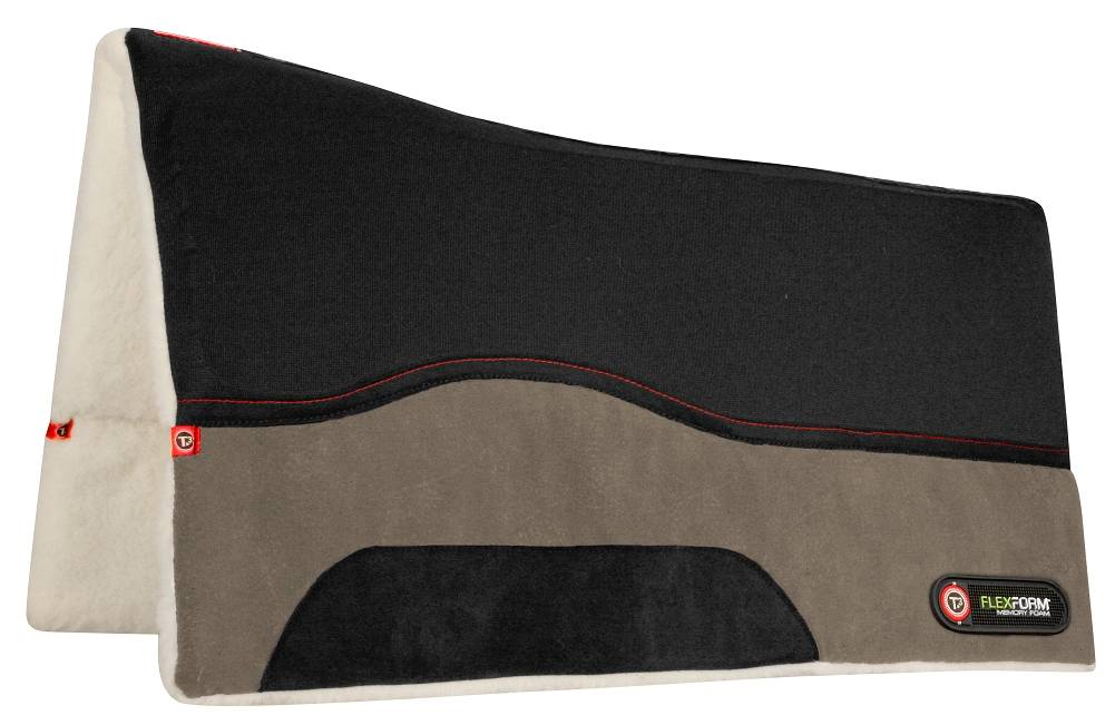 T3 Microsuede Pad Woolback with Flex Form