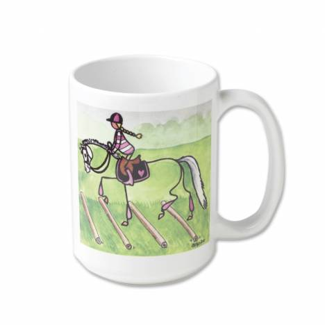 Stick Pony Mug - Cavaletties