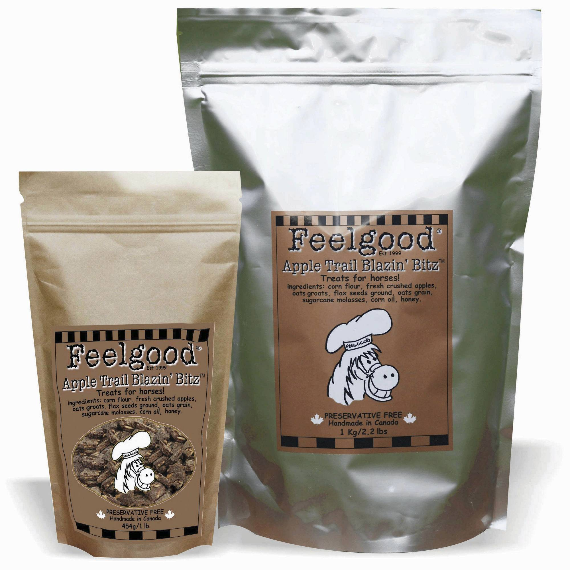 Feelgood Trail Blazin Horse Treats