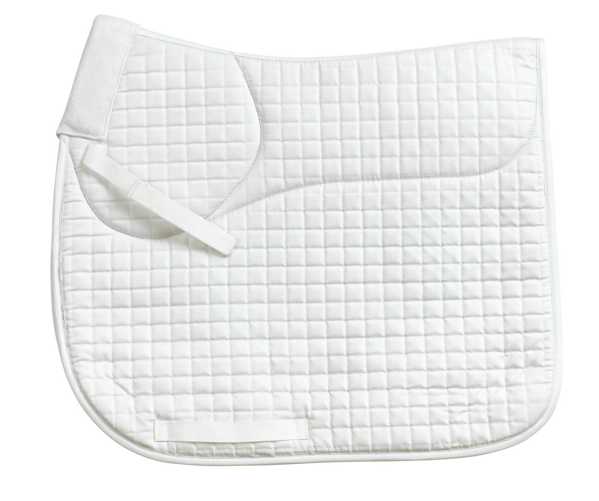 Centaur Quilted Top Synth Fleece Bottom Pad -Dressage