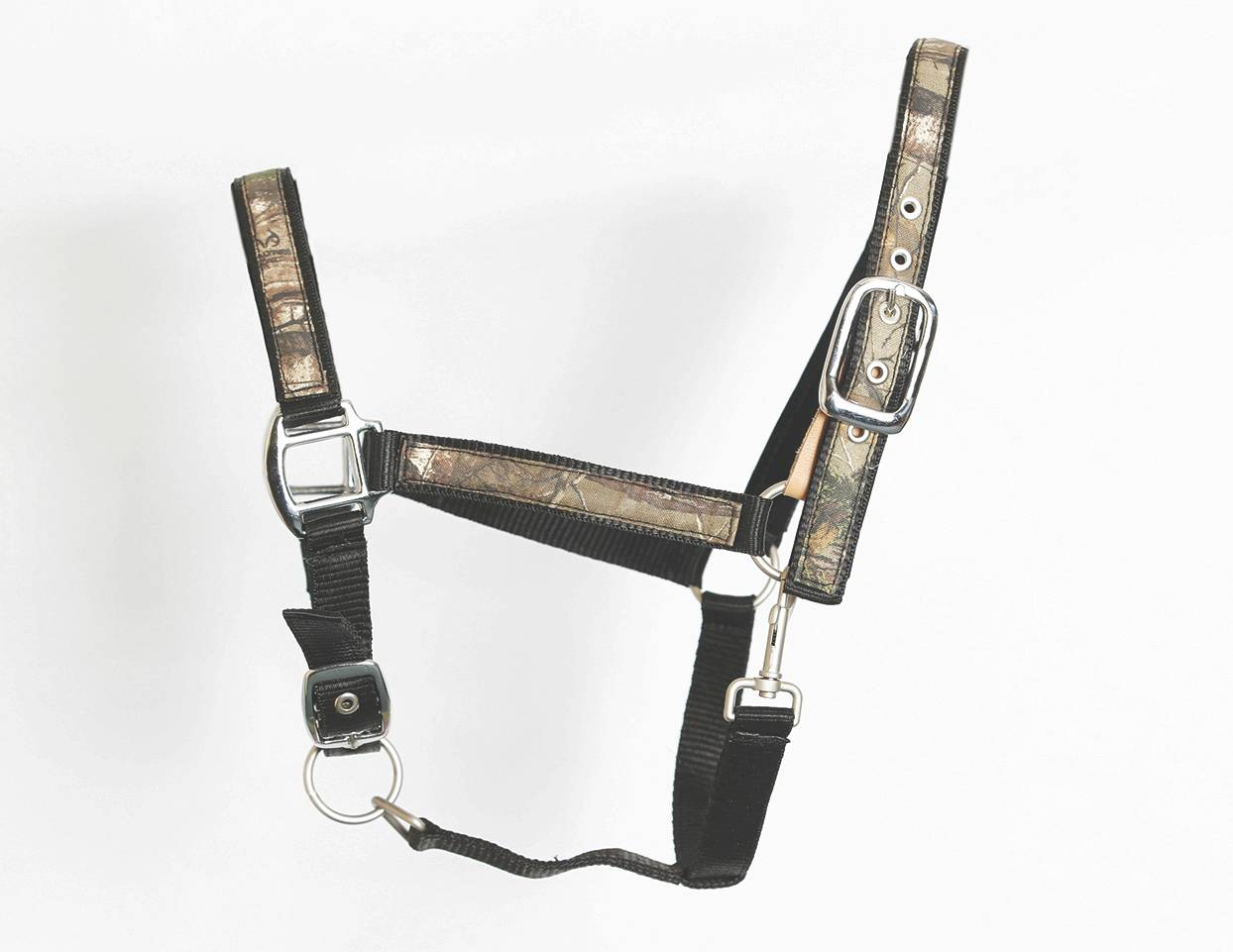 Perri's Real Tree Nylon Halters