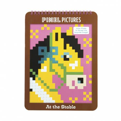 At the Stable Pixel Pictures