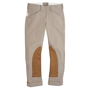 Tailored Sportsman Girls Low Rise Jod