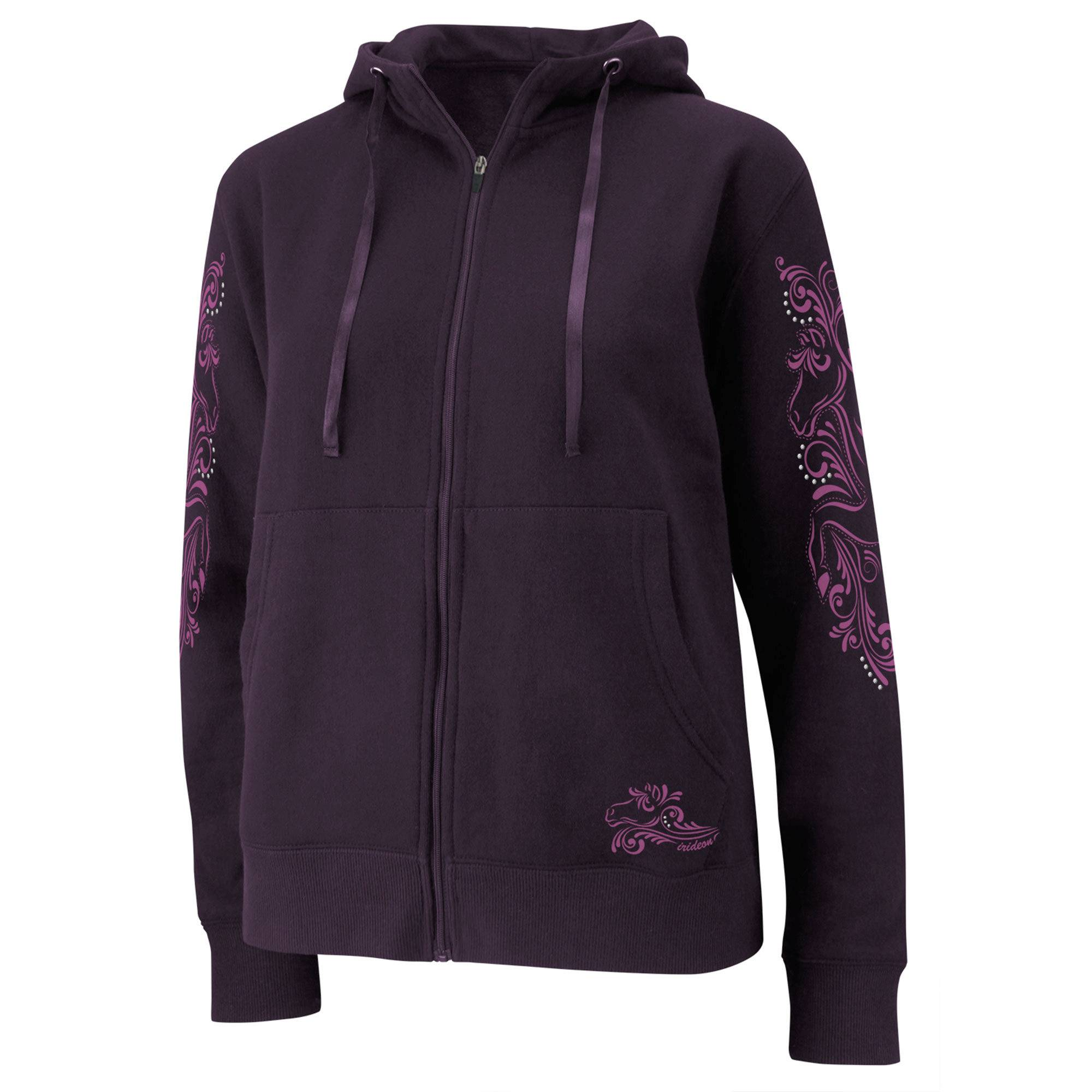 Irideon Ladies' Swirly Girl Hoodie